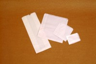 3.5 x 4.5 inch Paper Bag - White Pack of 1000