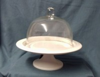 Cake Stand - Domed