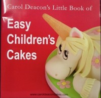 Easy Childrens Cakes - Book
