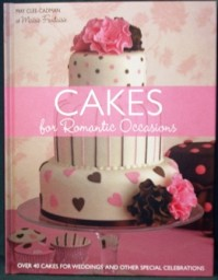 Cakes for Romantic Occasions - Book