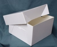 Wedding Cake Boxes with Lids