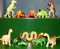 Cake Decorations - Exotic Animals