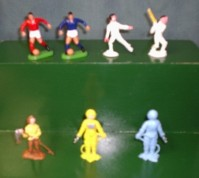 Cake Decorations - Sportsmen 2