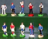 Cake Decorations - Sportsmen 1