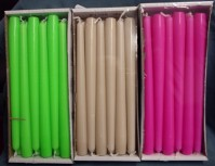 Taper Candles 10 inch - Box of 12