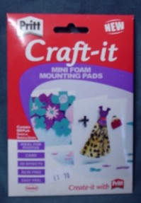 Mini Foam Mounting Pads