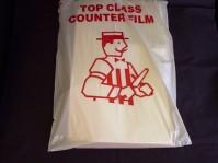 Butchers Wrap - Clear Sheets