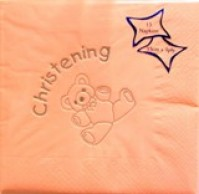 Christening Napkins