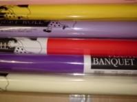 Banquet Roll - Plastic