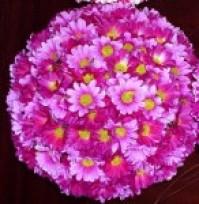 Daisy Ball Purple 20cm