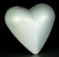Styropor Heart