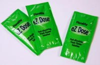 Ez Dose Storage Solution Sachets