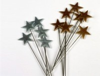 Star Pins 6.5cm Pin with a 18mm Head