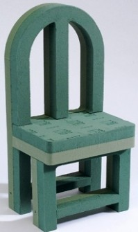 Foam Frame Vacant Chair