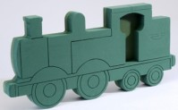 Foam Frame Train
