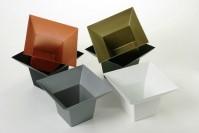 Designer Pyramid Vase