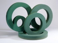 Foam Frame Double Ring