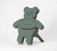 Bioline Standing Teddy