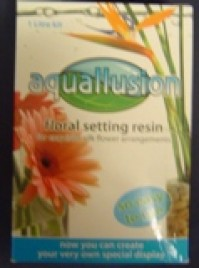 Floral Setting Resin - Aquallusion