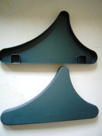 Letter Bar Set End Brackets