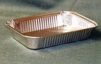 Foil Containers - Tray