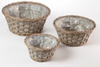 Willow Bowl - Grey Willow
