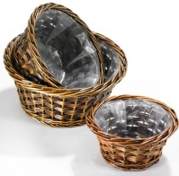 Willow Bowl - Dark Stained
