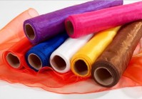Organza Fabric 40cm x 9m Approx
