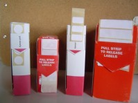 Self Adhesive Labels - Dispenser Packs
