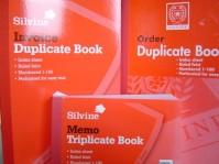 Silvine Books