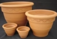 Terracotta Bell Pot