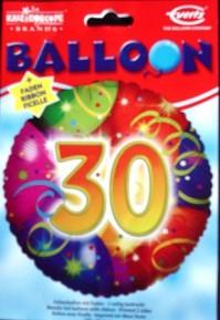 Balloons Foil Ages