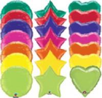 Balloons Foil Plain