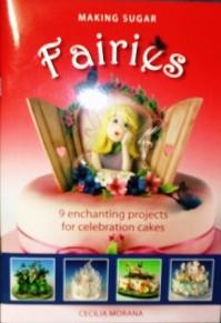 Making Sugar Fairies - Book