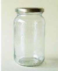 Jam Jars with Lids