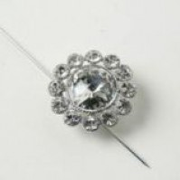 Brooch Pin - Silver