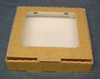 Quarter Pizza Box - Windowed