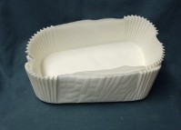 Cake Tin Liners Greaseproof 100 Oblong
