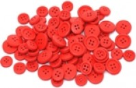 Buttons - Red