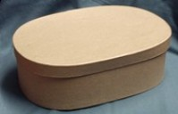 Craft Box Oval
