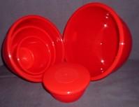 Pudding Basins - Plastic