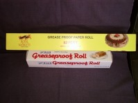 Greaseproof Roll