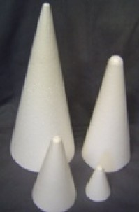 Styropor Cone