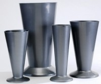 Silver Vases