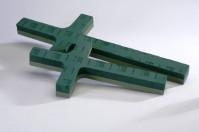 Foam Frame Cross