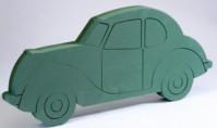 Foam Frame Motor Car