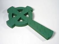 Foam Frame Celtic Cross