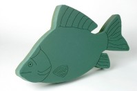 Foam Frame Fish