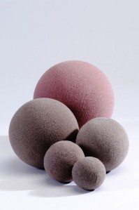 Sec Foam Spheres
