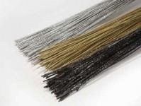 Glittered Flat Cane Strips 60cm x 100gms